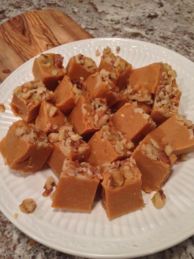 Butterscotch Peanut ButterFudge